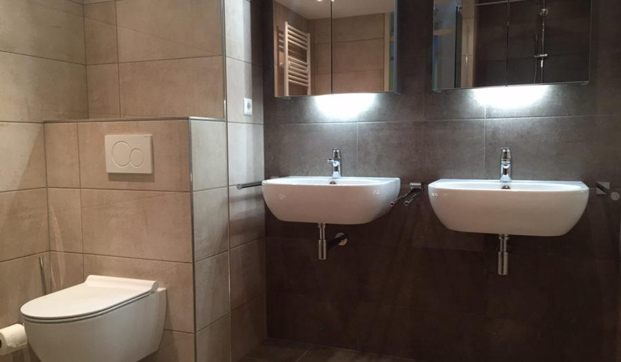 DFklusmontage tegelwerk leidingwerk badkamer Uithoorn